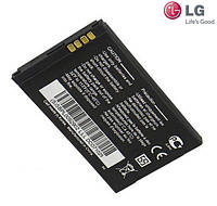 Батарея (АКБ, аккумулятор) LGIP-330G для телефонов LG (900 mah), оригинальный