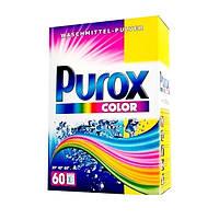 """Универсальный стиральный порошок """"PUROX"""" Color BOX 5 кг"""