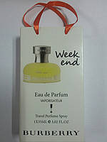 Подарочный набор парфюмерии Burberry Weekend for Women 35 мл
