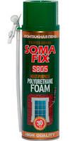Пена монтажная ручная 500мл(30л) SOMAFIX S805