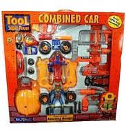 Набор инструментов 2042 Combined Car  с квадрациклом