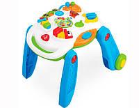 Музыкальный игровой столик Weina 2-в-1 Weina 2137
