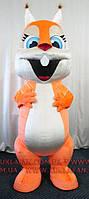 Надувной костюм Озорная белка