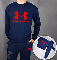Спортивный костюм Under Armour, красный логотип, ф3738