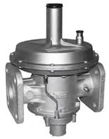 Регулятор давления газа RG/2MBZ, 6 bar (выход 15÷33 mbar) DN50, фланцевое соед., MADAS (Италия)