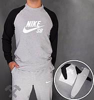 Домашний костюм Nike, хлопковый, ф3800