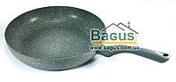 """Сковорода алюмінієва 20х4,5 см з індукційним дном Fissman """"Vulcano"""" (AL-4940.20)"""