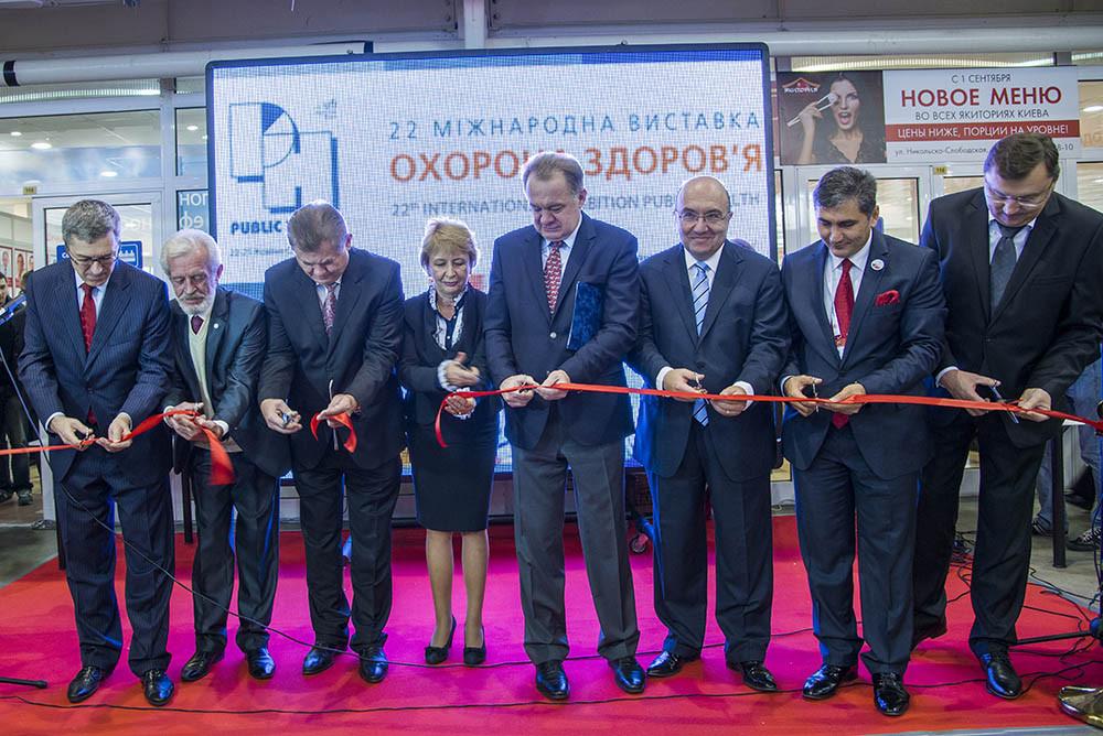 Участие в Международной Медицинской выставке Здравоохранение 2013