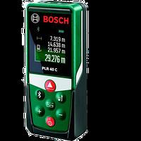 Лазерный дальномер Bosch PLR 40 C 0603672320, фото 1