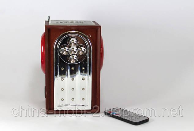 Портативная колонка SPS N 73 (MP3/SD/USB/FM), фото 2