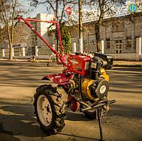 Мотоблок дизельный Победит 2012Д (12 л.с.), фото 1