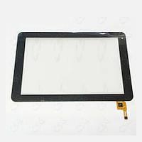"""Сенсор Prestigio MultiPad PMP5101C QUAD, 101072-01A-V1, 10"""" 12pin черный"""