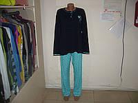 Пижама женская интерлок турция новая в наличии размер + xl 2xl 3xl 4xl