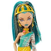Кукла Monster High Нефера де Нил (Nefera de Nile) с жуком скарабеем базовая Монстр Хай    Mattel