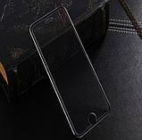 3D Metall защитное стекло для iPhone 7 Plus / iPhone 8 Plus - Black, фото 4