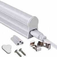 Светильник  LEDEX T5  + выключатель + шнур 1м. 16W, 90cm, 165-265V, 3000K