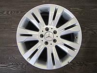 Оригинальные диски Mercedes R18 5x112 МЕРСЕДЕС S W221 W222