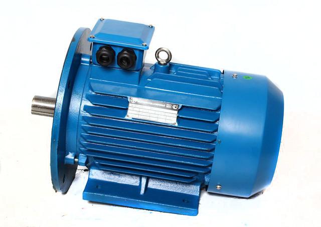 Электродвигатель АИР 132 M4, АИР132M4, АИР 132M4 (11,0 кВт/1500 об/мин)