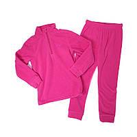 Флисовый костюм для девочки NANO 600 UWP F16. Размер 92 - 152.