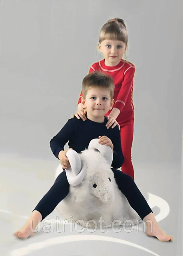 Недорогое детское термобелье