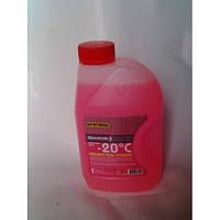 Омыватель стекол -20С, SPUTNIK Бутылка пластиковая 1 л. (BUBBLE GUM)
