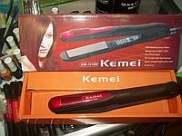 Утюжок, плойка для выравнивания волос с регулятором темперетуры