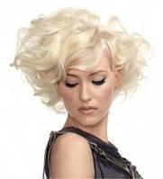 Укладка волос в прическу
