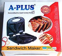 Электрическая бутербродница A-Plus 2034 Сэндвичница, товары для FUST FOOD, бытовая техника для кухни