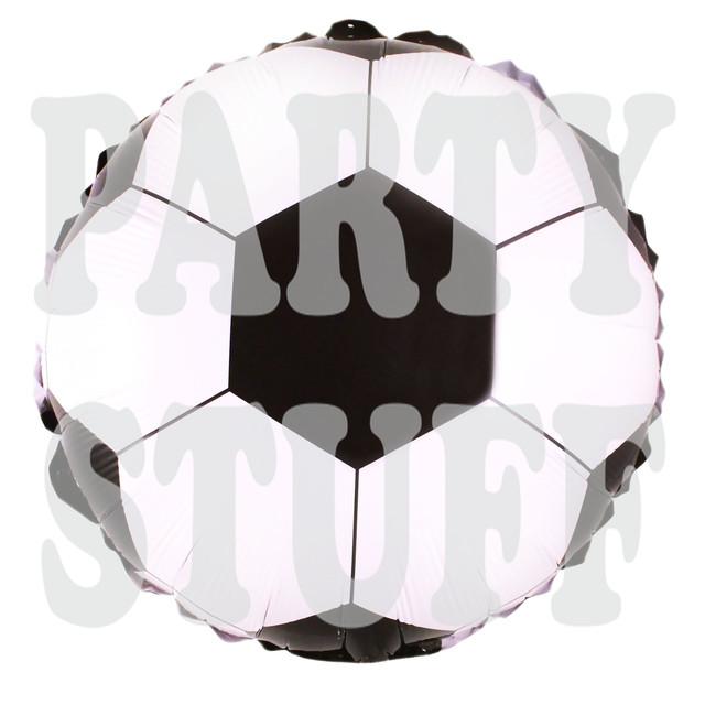 воздушный шарик футбольный мяч