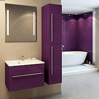 Набор мебели в ванную комнату в стиле модерн