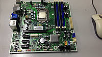 Комплект материнская плата сокет LGA 1156 + процессор i7 i5 i3 CPU