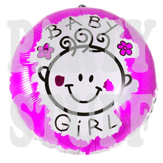фольгированный шар на день рождения