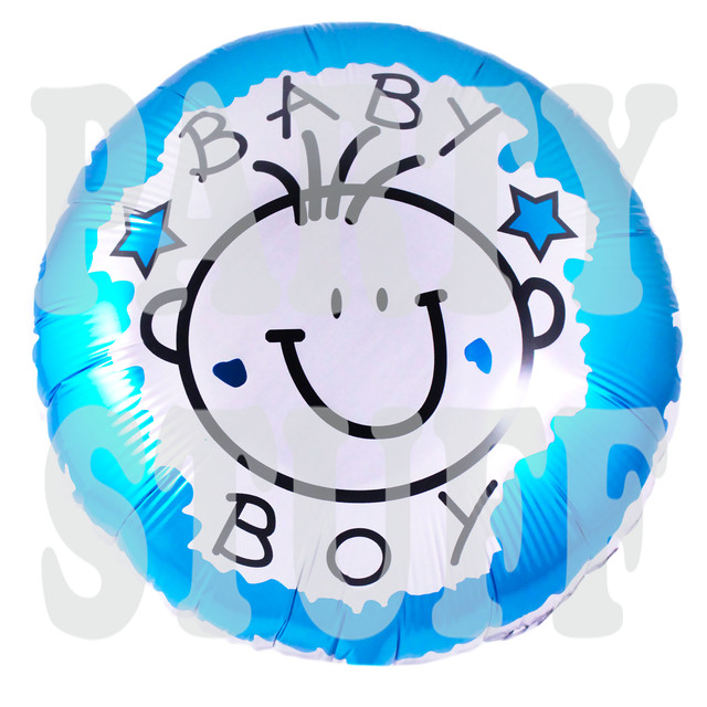 фольгированные шарики Бэйби Боэ