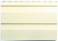 Сайдинг кремовий стіновий вініловий Альта-Профиль 3,66 м Львів, купити,ціна (виниловый сайдинг Львов)