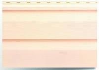 Сайдинг рожевий стіновий вініловий 3,66 м Альта-Профіль
