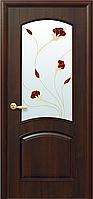 """Двери межкомнатные глухие и со стеклом ПВХ """"АНТРЕ"""""""