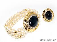 Набор браслет+кольцо 18р 2208
