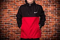 Анорак, ветровка, куртка весна/осень! Nike Много цветов