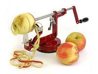 Машинка для чистки и фигурной нарезки яблок и Сore Slice Peel