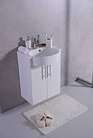 """Шкафчик навесной Ibiza 50 (ШН-512) с раковиной Fаncy Marble """"Comfort"""" 512 (512х320х600)"""