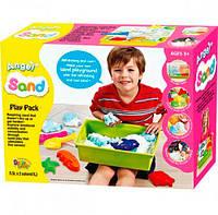 Набор для лепки Angel Sand Play Pack. Ласковый песок 2 цвета (MA04021)