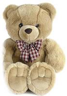Мягкая игрушка Aurora Медведь с клетчатым бантом 56 см (K9910317)