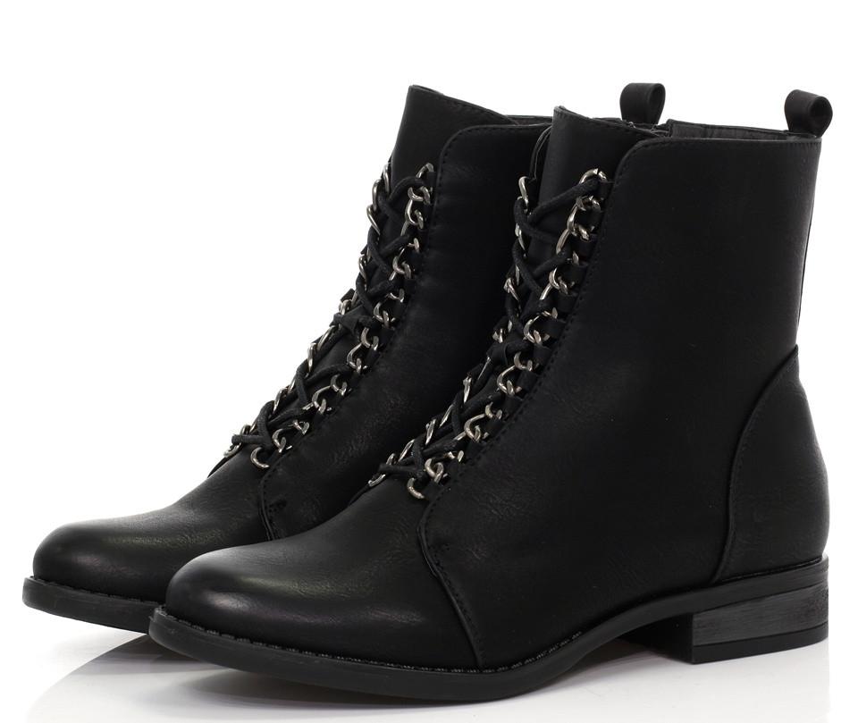 Женские ботинки Menkent
