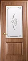 """Двери межкомнатные глухие и со стеклом ПВХ """"ВИЛЛА"""""""
