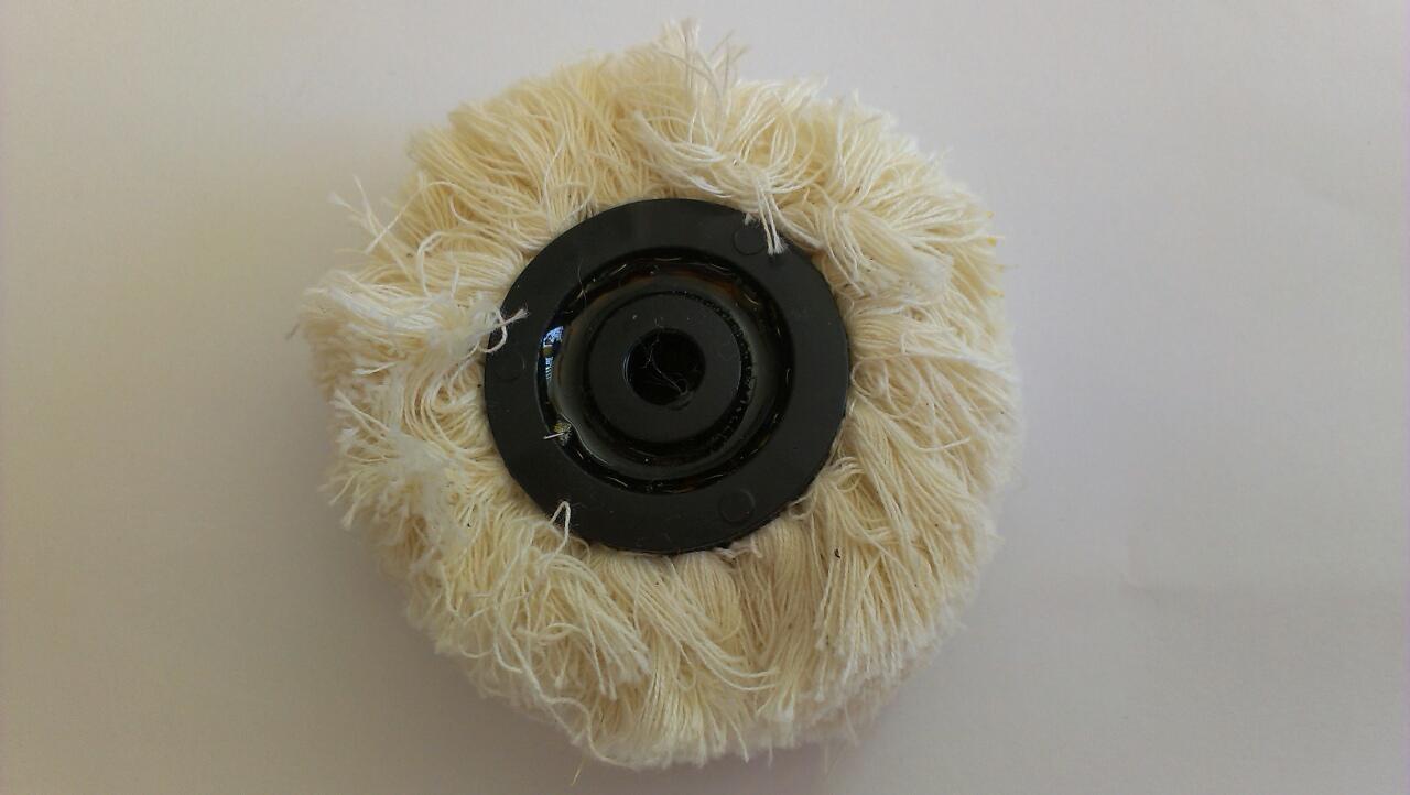 Мулька-щетка тканевая