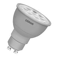 Led лампа OSRAM LED STAR PAR16 35 3,6W GU10, угол 36°, 230lm, 4000K, 700cd, DIM, светодиодная