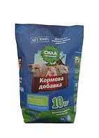 """Кормовая добавка """"СИЛА ПРИРОДЫ"""" для свиней 10 кг"""