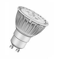 Led лампа OSRAM LED SUPERSTAR SSTPR16D5036 4,6W/827 230V GU10 угол 36°, 350lm, 2700K, 950cd, DIМ, светодиодная