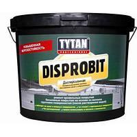 Мастика Tytan Disprobit битумно-каучук. для рем. кровли и гидроизол. 10кг