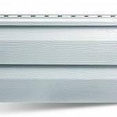 Сайдинг світло-сірий вінілова Альта-профіль 3,66 м